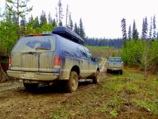 Artisan - parked trucks